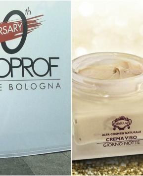 Cosmetici bio, la linea Sensuum al Cosmoprof di Bologna