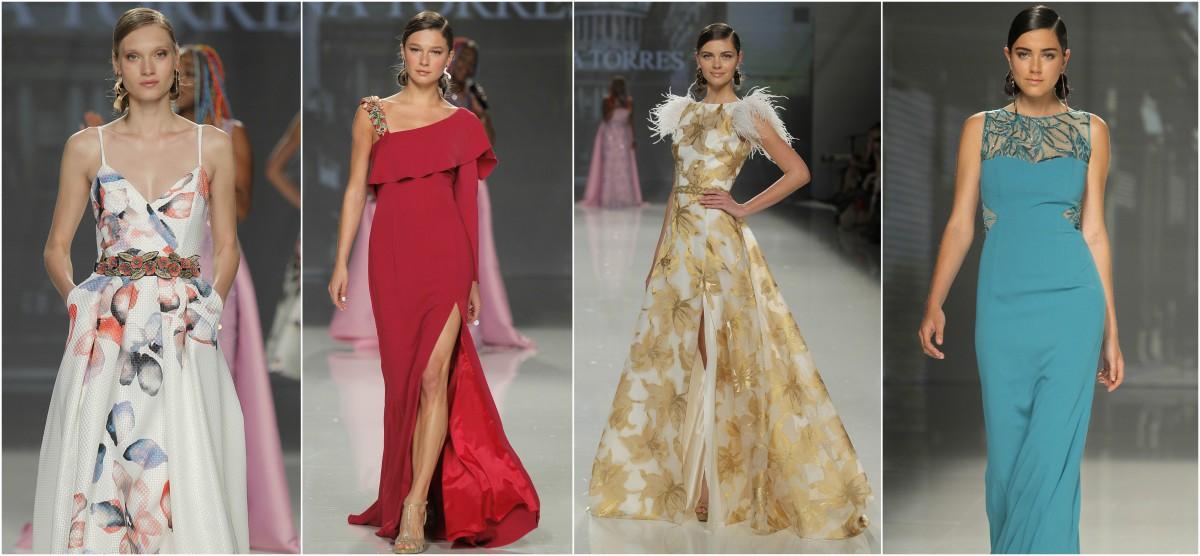 Vestiti Cerimonia Haute Couture.Abiti Da Cerimonia 2018 Ana Torres Sposi Magazine