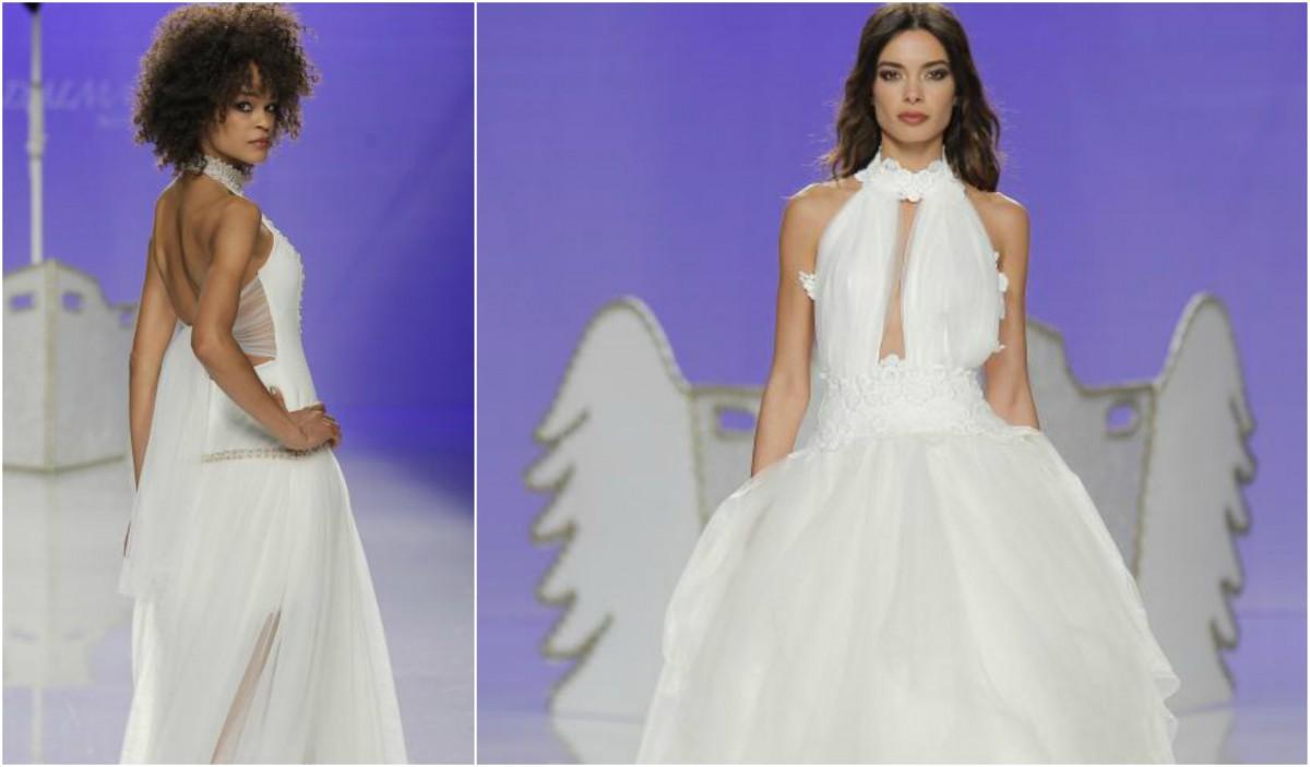 Abiti da sposa Jordi Dalmau 2018