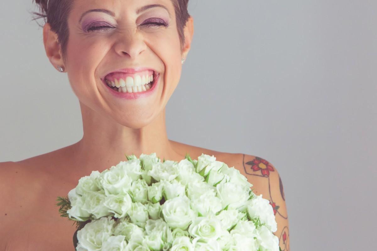 Album fotografico di nozze