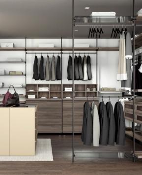 Progettare una cabina armadio: dallo spazio ai materiali, l'esperto consiglia
