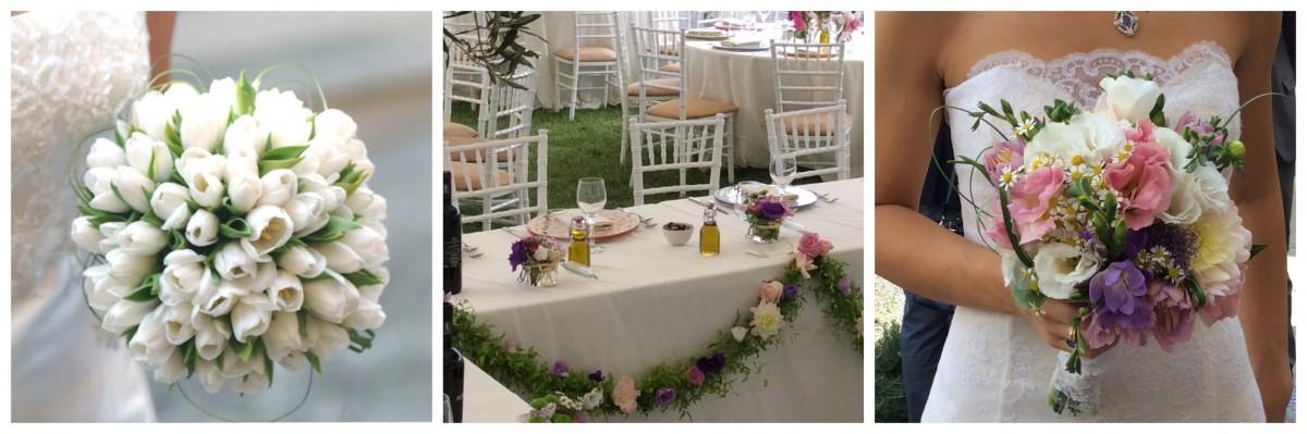 Quali fiori usare per il matrimonio? Ecco alcuni consigli