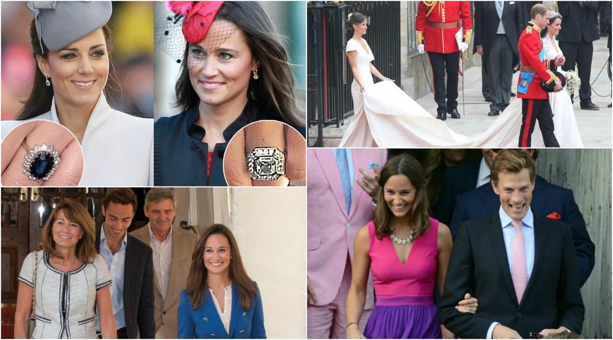c234d4805bc7 Il matrimonio di Pippa Middleton