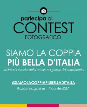 Contest Sposi Magazine, le 20 foto vincitrici pubblicate sulla rivista