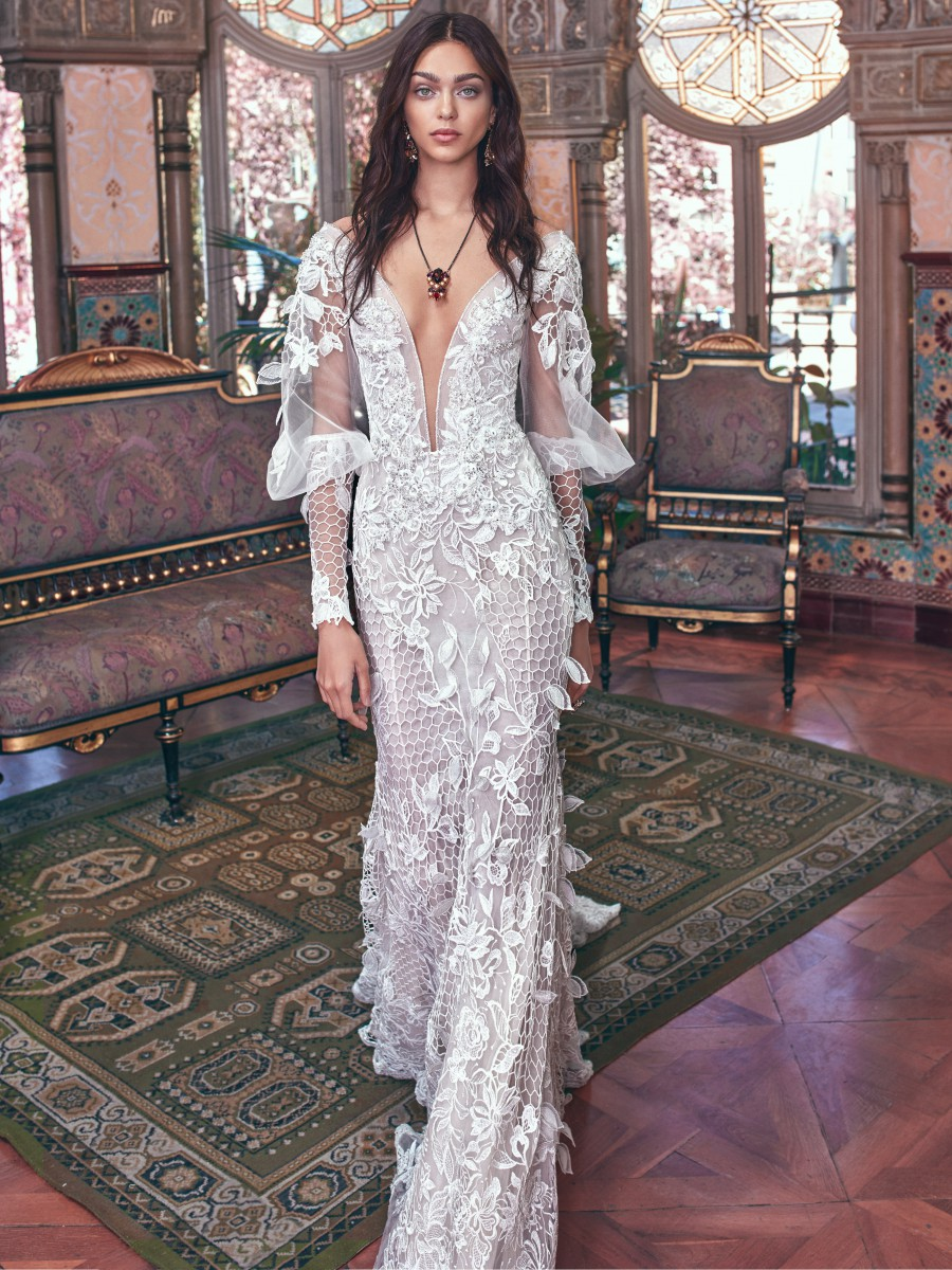 Vestiti Da Sposa Galia Lahav.Galia Lahav Sposi Magazine
