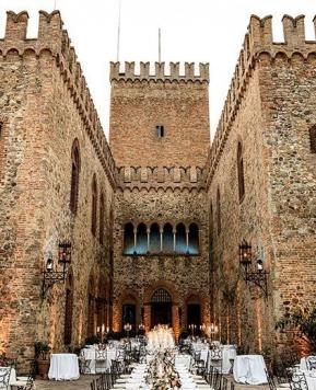 Castelli per matrimonio, alla scoperta di alcuni tra i più belli d'Italia