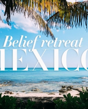 Belief Retreat in Messico, Sposi Magazine unica testata italiana presente