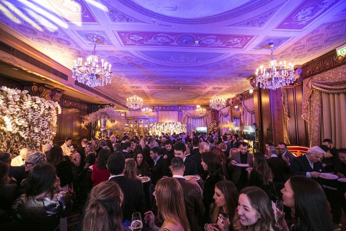 Gli ospiti al Principe di Savoia all'evento organizzato da Anna Frascisco per Vami Luxury Rent