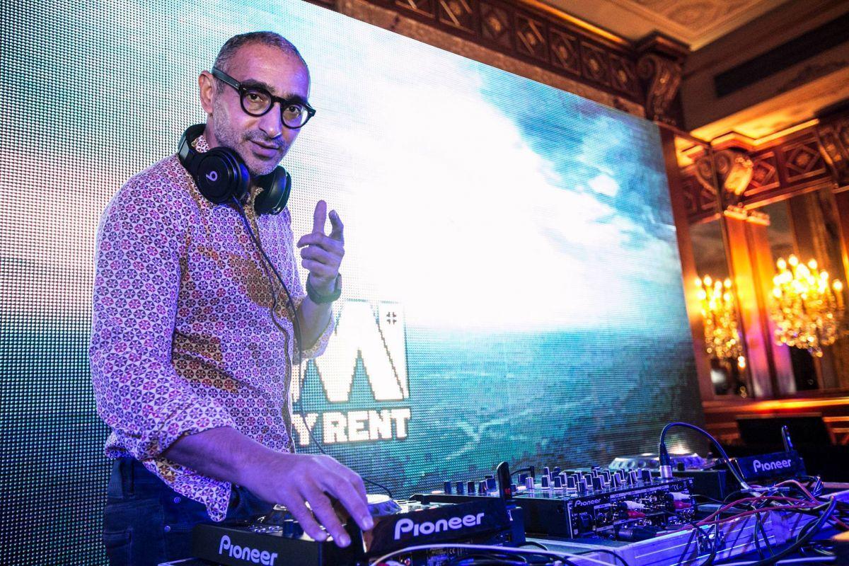 Ben Dj al party di Vami Luxury Rent