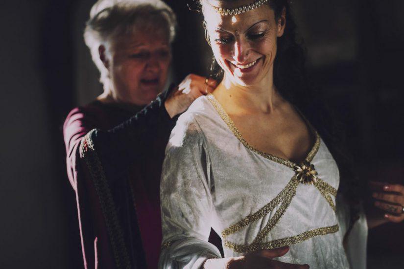 Castello di Montignano matrimonio medioevale 011