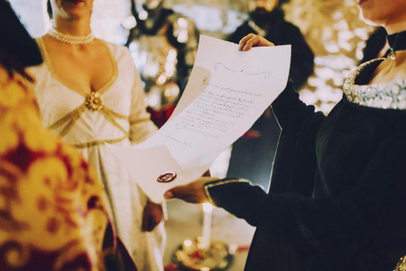 Castello di Montignano matrimonio medioevale 075