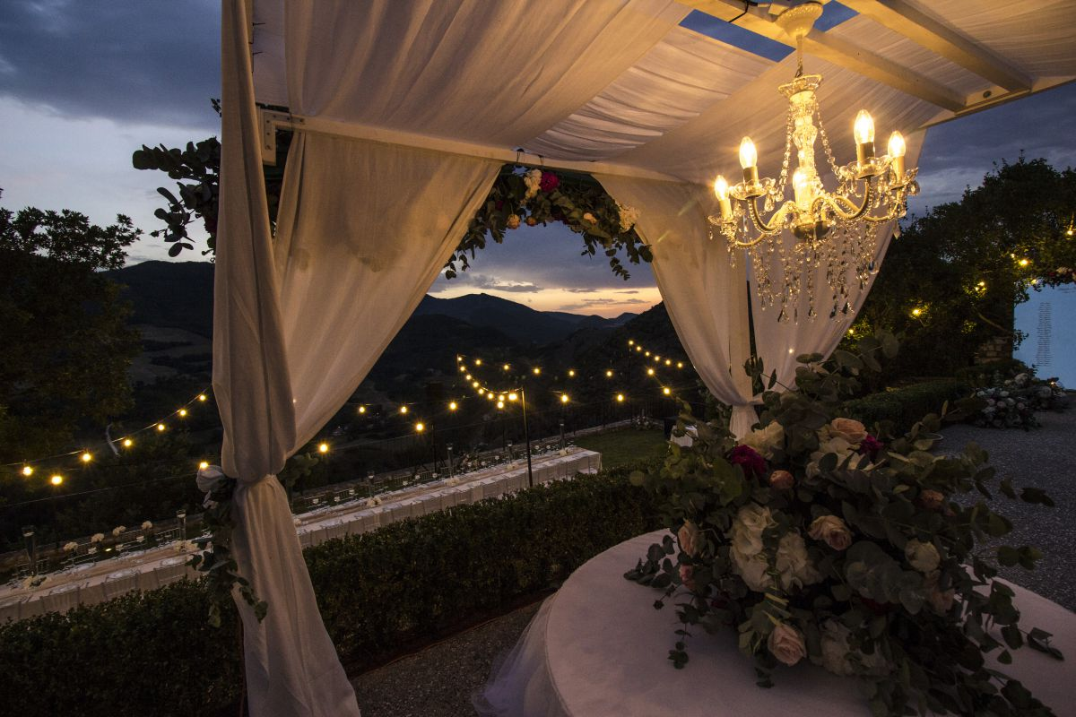 Sposarsi in un castello, la location wedding per un matrimonio da favola