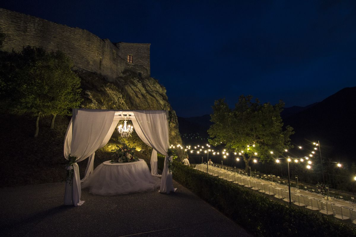 Sposarsi in un castello, una location wedding da sogno per un matrimonio da favola
