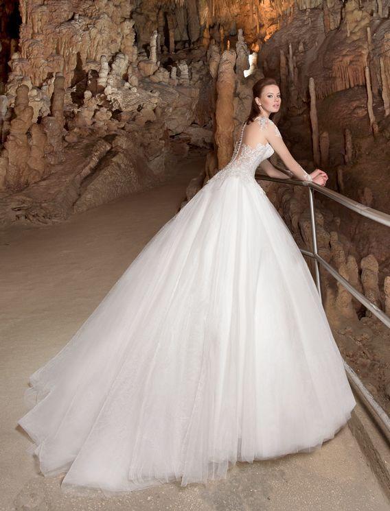 2e4a602e723c Abiti da sposa Anya 2018
