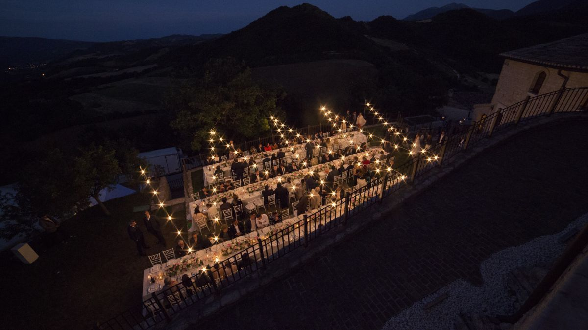 Sposarsi in un castello, la location wedding da sogno per un matrimonio da favola