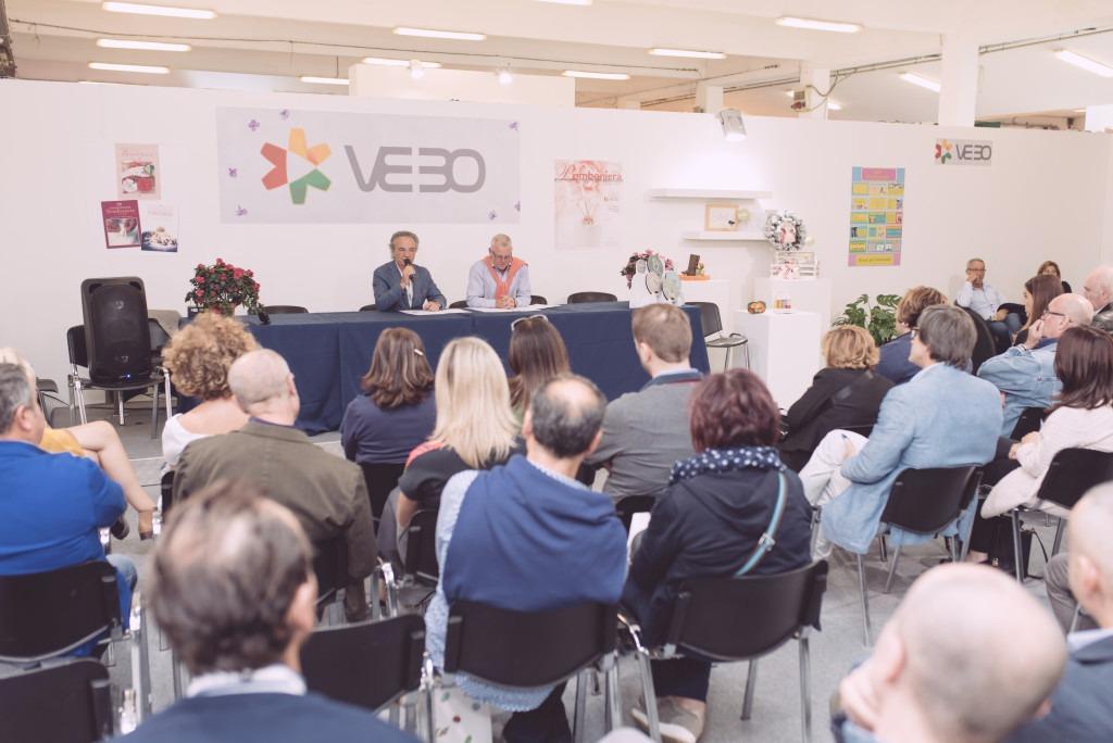 Vebo 2018, a Milano la presentazione del salone della bomboniera e della casa