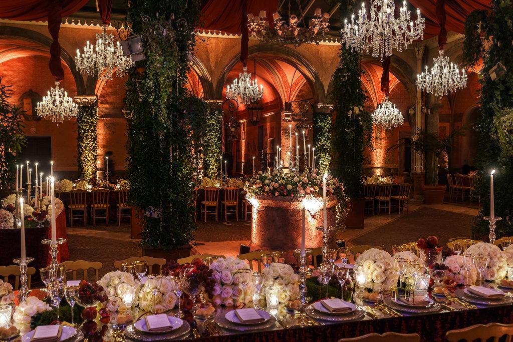 Destination wedding Italia, dal Libano a Roma per un matrimonio di lusso