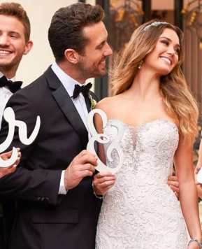 Abiti da damigella 2018, ecco come vanno all'altare le amiche della sposa