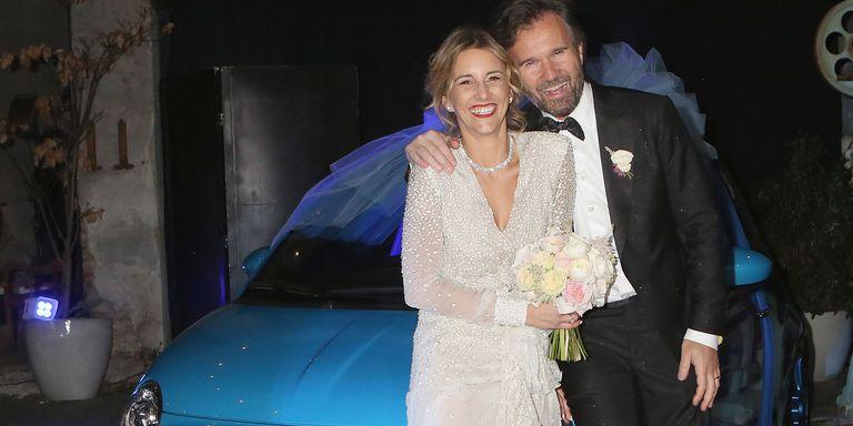 Matrimonio In Segreto : Christian vieri e costanza caracciolo matrimonio in gran segreto