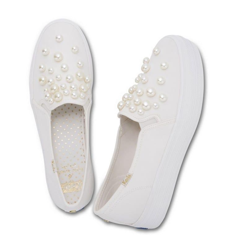 sneakers sposa