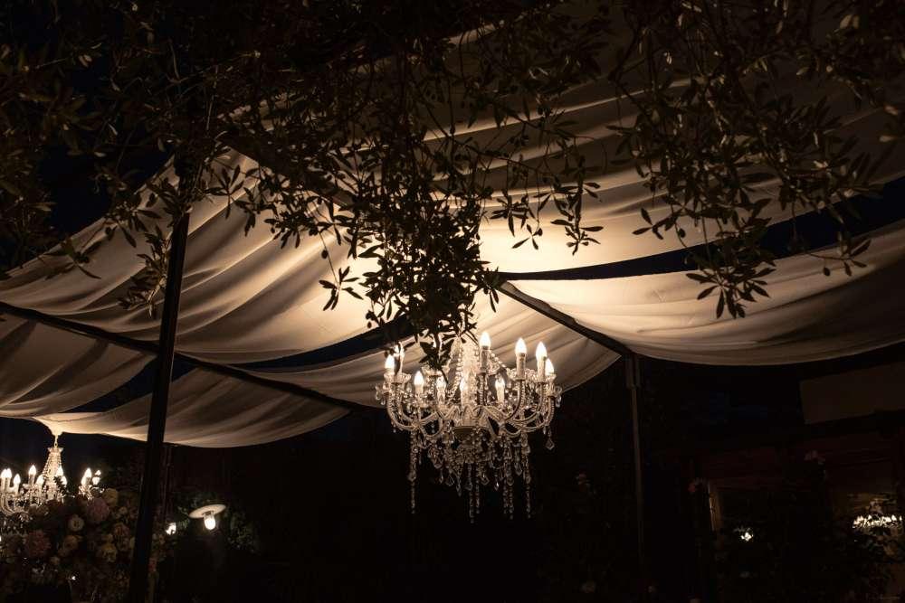 Sara Events e il matrimonio in giardino di Francesca & Francesco