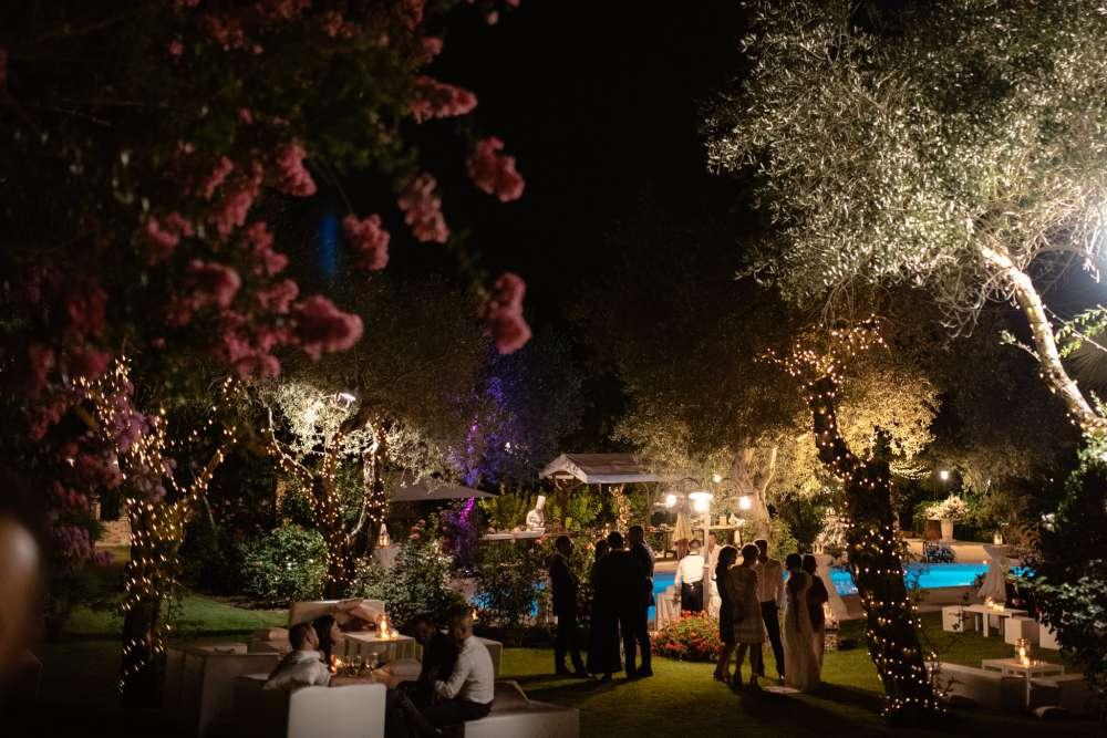 Il matrimonio in giardino di Francesca e Francesco organizzato da Sara Events