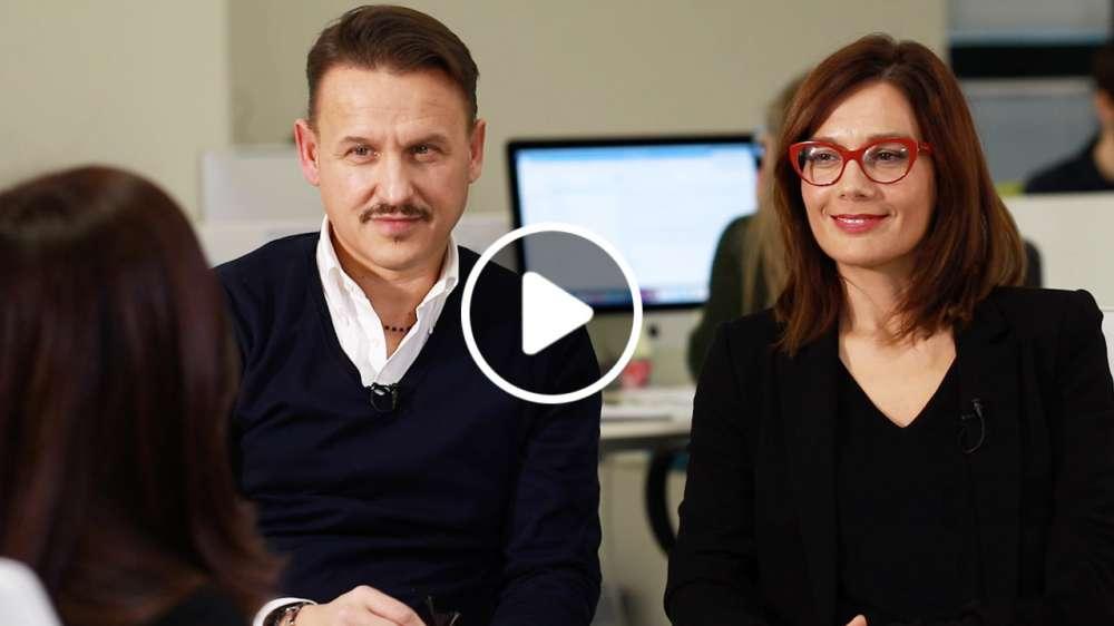 In esclusiva l'intervista doppia ad Alessandra Rinaudo e Carlo Cavallo