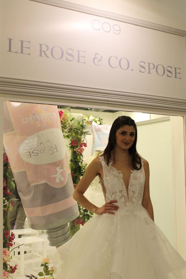 Abiti da sposa 2019 Le Rose & C. Spose
