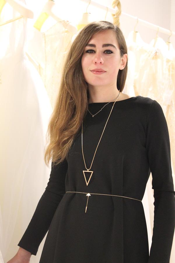 La titolare di Atelier Magnani Sposa 2019