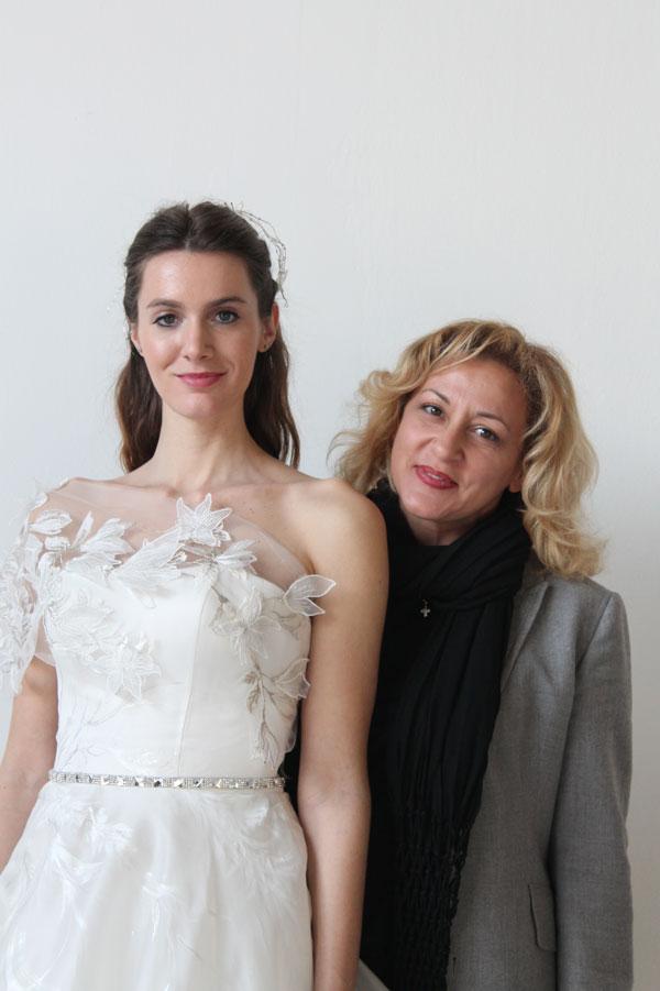 La designer di Mariel Sposa