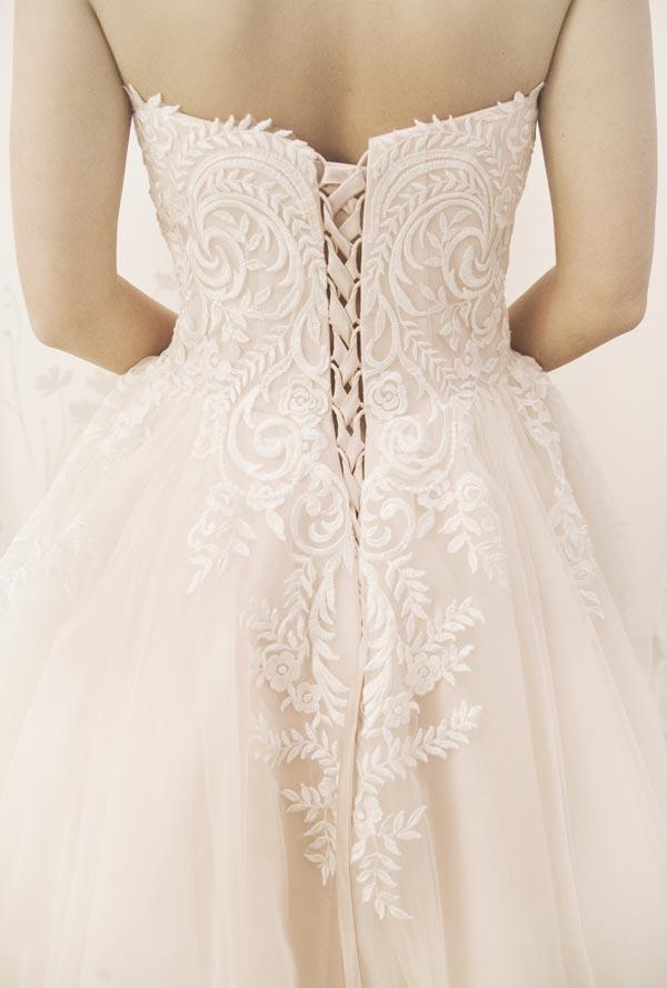 abiti da sposa Ylo couture jesi