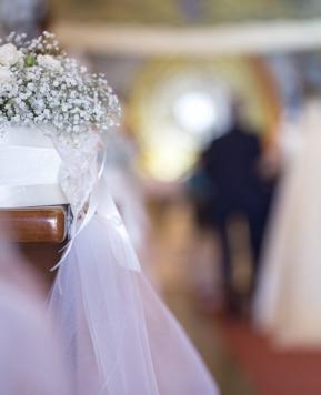 """Le creazioni del Baule dei Desideri per un matrimonio """"handmade"""""""