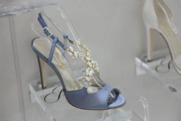 metà prezzo ultimo sconto pensieri su Scarpe sposa e cerimonia Penrose, la nuova collezione versatile