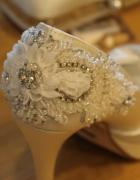 Scarpe sposa e cerimonia Penrose, la nuova collezione versatile al Sì Sposaitalia