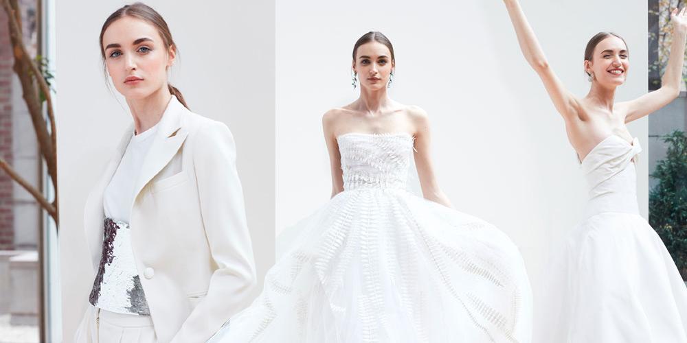 Abiti da sposa Oscar De La Renta 2018 7ac51e760bf