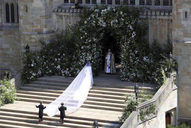 Matrimonio tra il Principe Harry e Meghan Markle