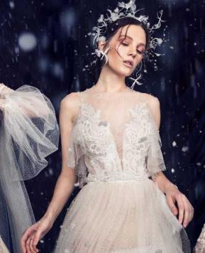 Anny Lin Bridal, brilla e seduce la sposa 2019