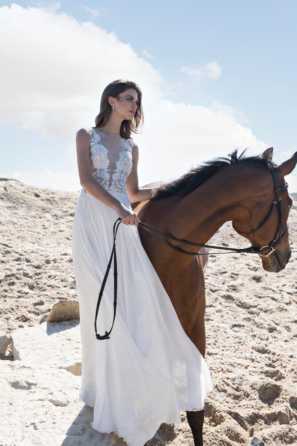 Abiti da sposa Pnina Tornai 2018