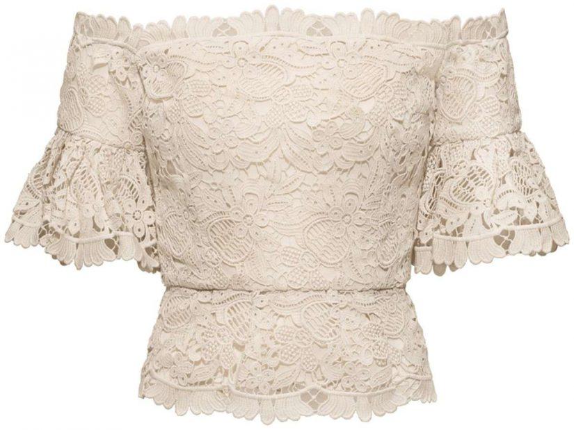 H&M corpino abiti da sposa low-cost
