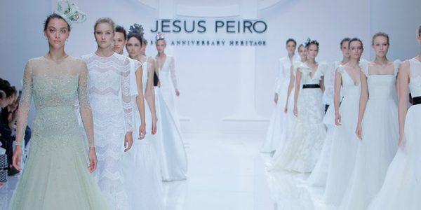 Abiti da sposa Jesus Peiro 2019