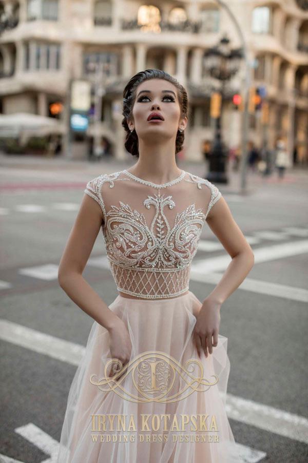 Abito da sposa Irina Kotapska