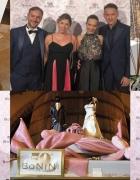 Romina Davì fa rivivere il Gattopardo nel matrimonio di Eleonora e Angelo