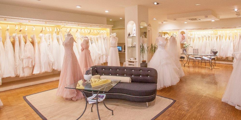 Atelier Vestiti Da Sposa.Abiti Da Sposa In Toscana I Grandi Marchi Nell Atelier Gabriella