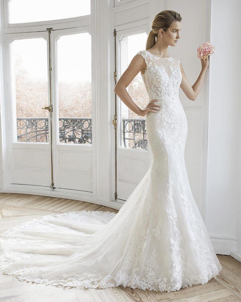 uk availability 90d1a c4638 Abiti da sposa in Toscana, i grandi marchi nell'Atelier ...