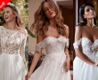 Abiti da sposa Maison Signore 2019, lusso ed eleganza Made in Italy
