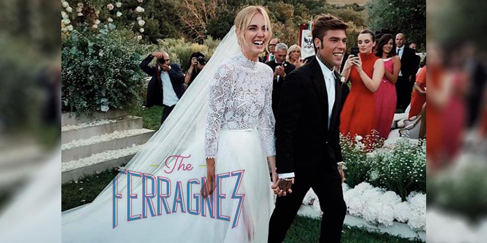 13d862a5b343 Matrimonio Chiara Ferragni e Fedez