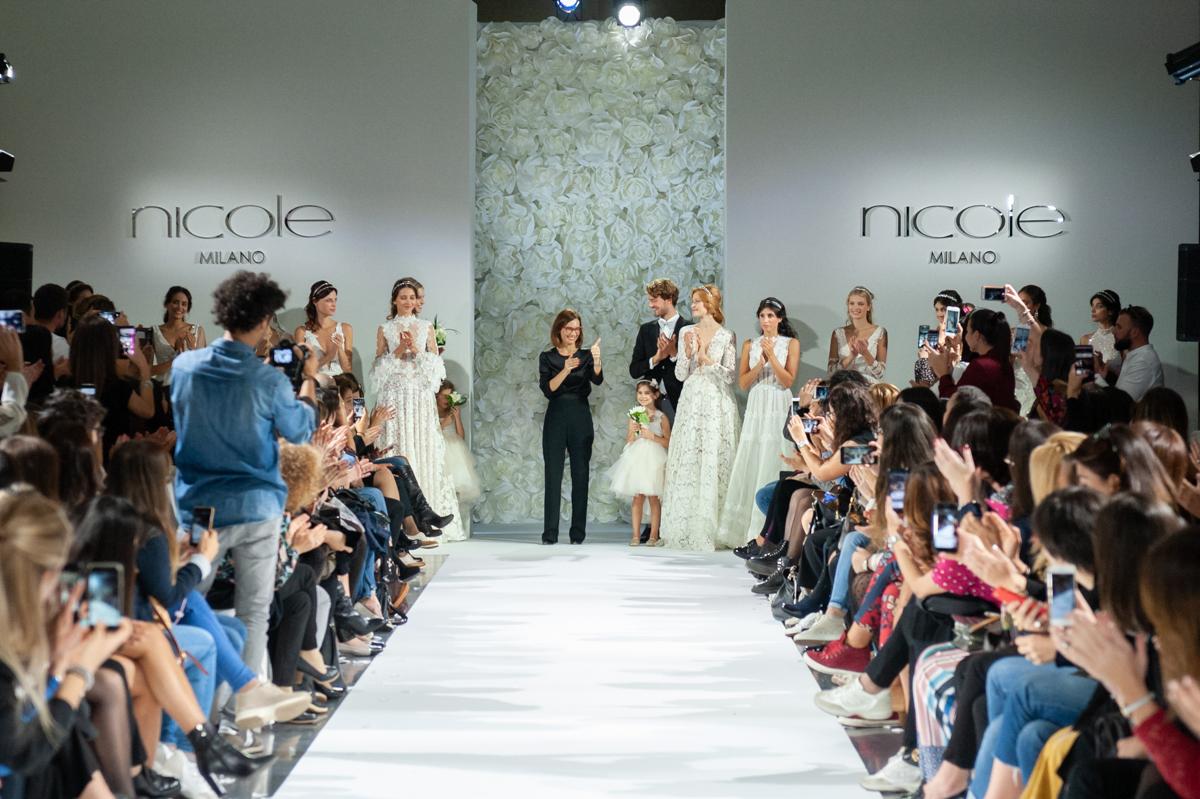Nicole Fashion Show for Brides