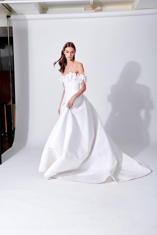 Abiti da sposa Oscar de la Renta 2019