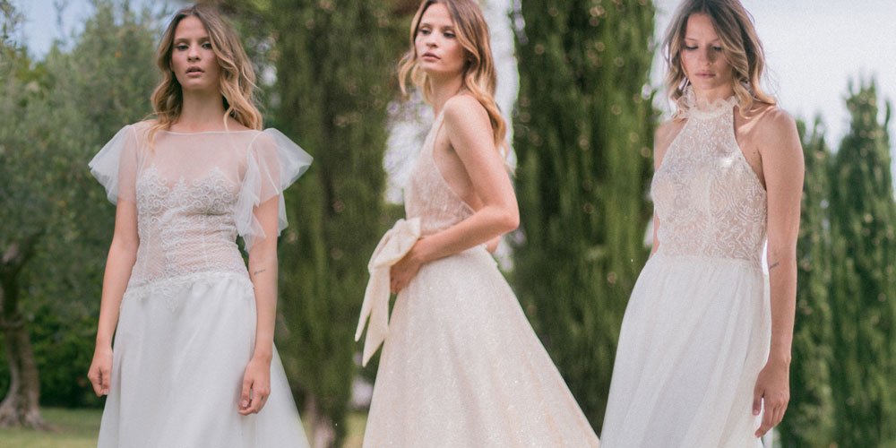 Abiti da sposa Serrese 2019