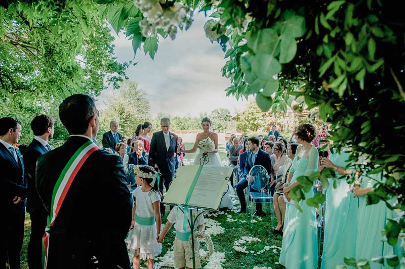 Emanuela e Fabrizio by Giovanna Damonte